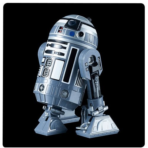 Star Wars Episode IV: A New Hope R2-Q2 1:12 Scale Model Kit - Official Unisex :: Mental XS Online