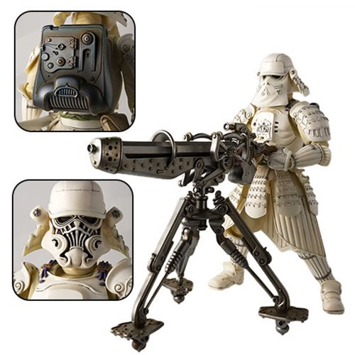 Star Wars Snow Trooper Meisho Movie Realization Figure by Takayuki Takeya - Official Unisex :: Mental XS Online