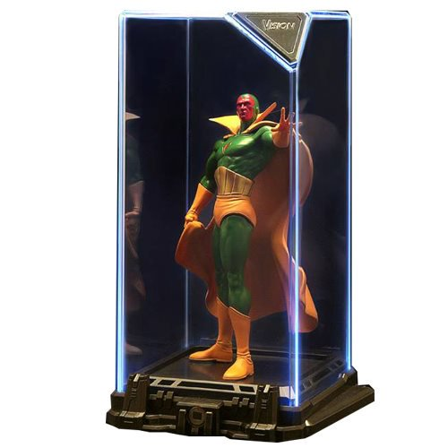 Marvel Comics Vision Super Hero Illuminate Gallery 6¾