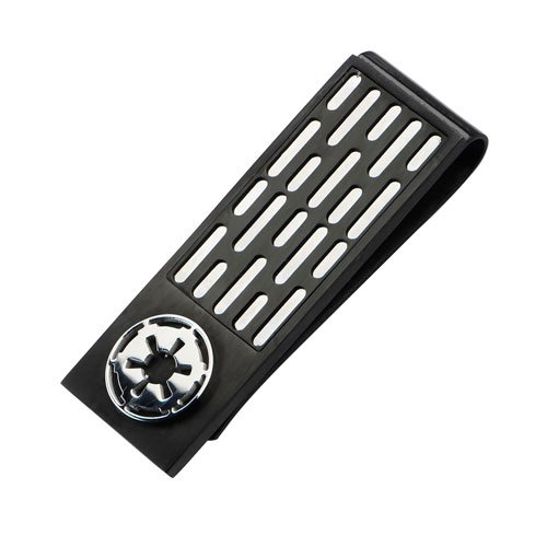 Star Wars Galactic Empire Symbol Black Money Clip - Official Unisex :: Mental XS Online