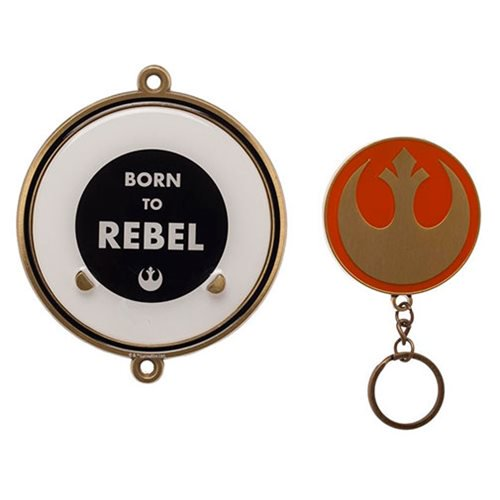 Star Wars Rebel Alliance Symbol Magnetic Key Holder - Official  :: Mental XS Online