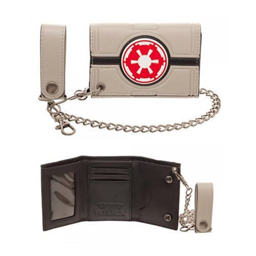 Star Wars AT-AT Pilot Chain Wallet - Official Unisex :: Mental XS Online