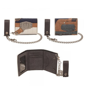 Star Wars Han Solo Chain Wallet - Official Male :: Mental XS Online