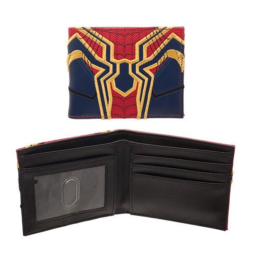 Marvel Comics Avengers: Infinity War Iron Spider Bi-Fold Wallet - Official  :: Mental XS Online