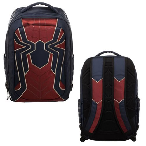 Marvel Comics Avengers: Infinity War Iron Spider Built-Up Backpack - Official  :: Mental XS Online