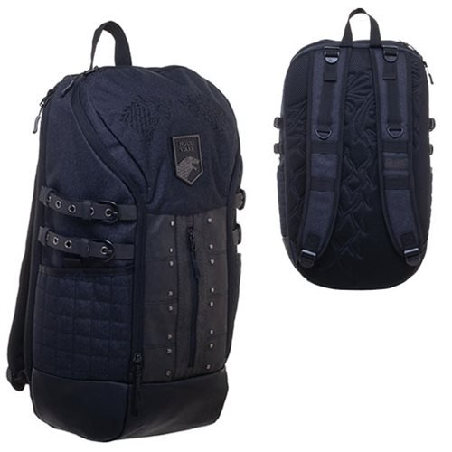 Game of Thrones House Stark Built Up Backpack - Official Bioworld :: Mental XS Online