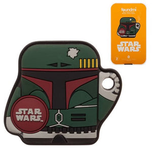 Star Wars Boba Fett Foundmi 2.0 Bluetooth Tracker - Official  :: Mental XS Online