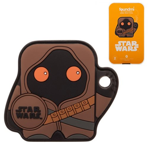 Star Wars Jawa Foundmi 2.0 Bluetooth Tracker - Official  :: Mental XS Online