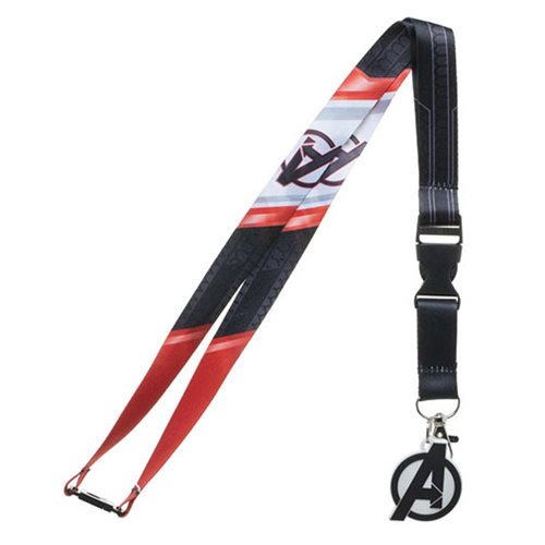 Marvel Comics Avengers: Endgame Lanyard - Official  :: Mental XS Online