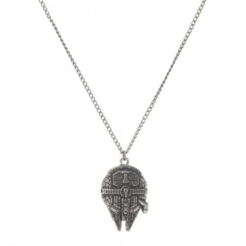Star Wars Millennium Falcon Necklace - Official Female :: Mental XS Online