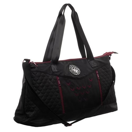 Game of Thrones Targaryen Athletic Duffle Bag - Official Bioworld :: Mental XS Online