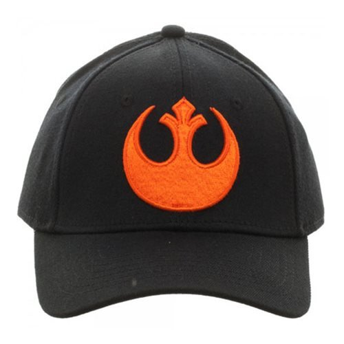 Star Wars Rebel Flex Hat - Official Unisex :: Mental XS Online