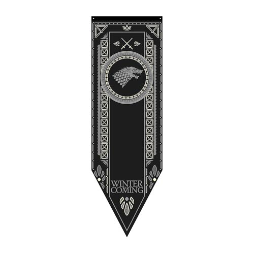 Game of Thrones Stark Tournament Banner - Official Calhoun Sportswear :: Mental XS Online