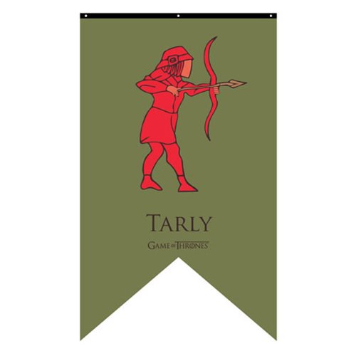 Game of Thrones Tarly Sigil Banner - Official Calhoun Sportswear :: Mental XS Online