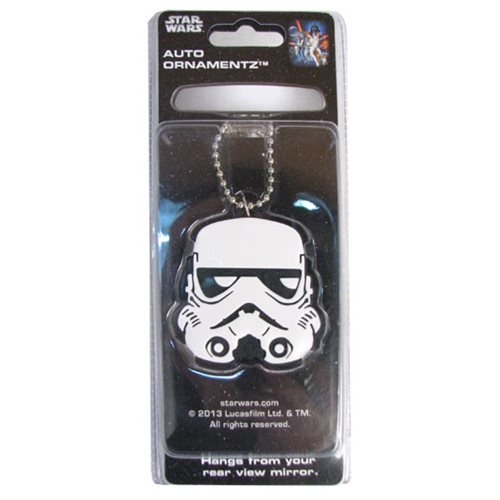 Star Wars Stormtrooper Auto Ornament - Official Male :: Mental XS Online