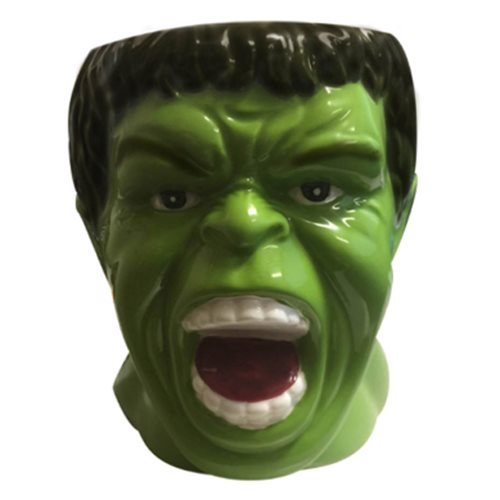 Avengers: Age of Ultron Hulk Molded Mug - Official Unisex :: Mental XS Online