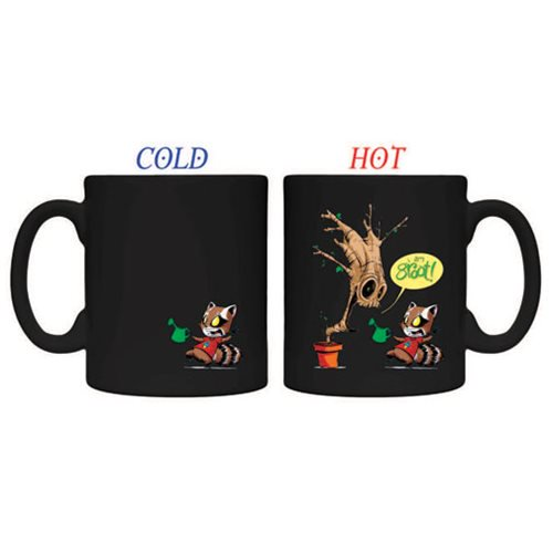 Marvel Comics Guardians of the Galaxy Water Heat Change Mug - Official Surreal Entertainment :: Mental XS Online