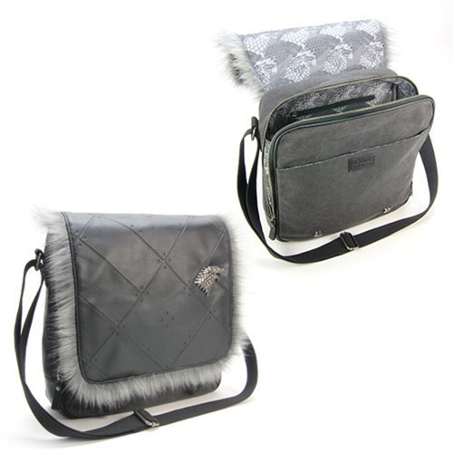 Game of Thrones Stark Messenger Bag - Official The Coop :: Mental XS Online