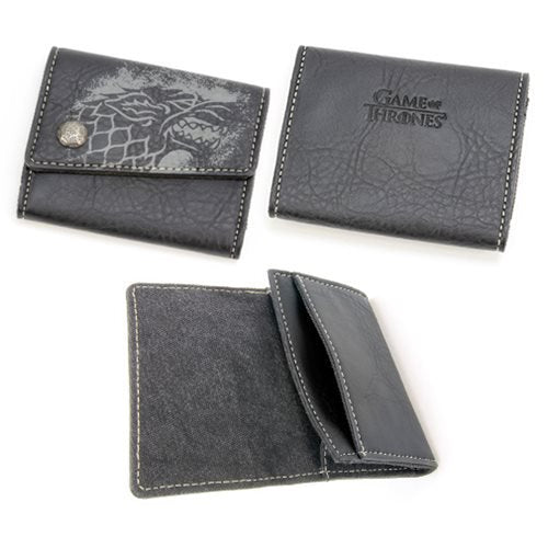 Game of Thrones Stark Wallet - Official The Coop :: Mental XS Online