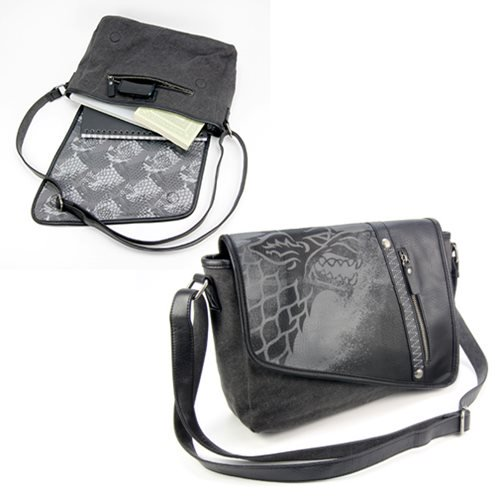 Game of Thrones Stark Mini Messenger Bag - Official The Coop :: Mental XS Online