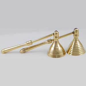 Brass Candle Snuffer (various styles)