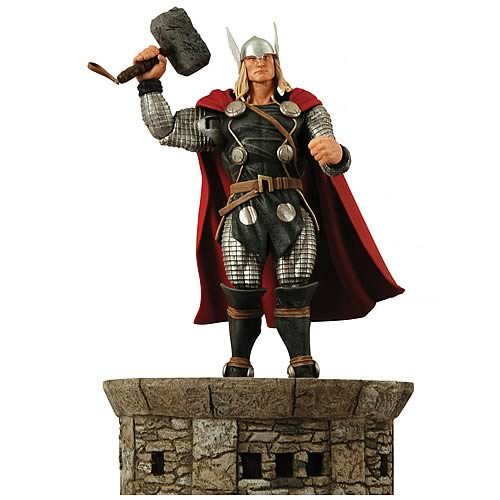 Marvel Comics - Marvel Select Thor Action Figure - Official Diamond Select :: Mental XS Online