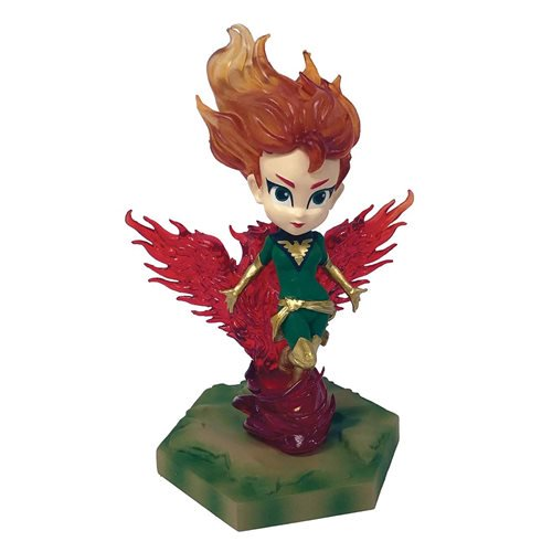Marvel Comics X-Men Phoenix MEA-009SP Mini-Figure - Official Beast Kingdom Limited Edition 3000 - SDCC 2019 Exclusive :: Mental XS Online