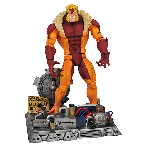 Marvel Comics X-Men Select Sabretooth 7