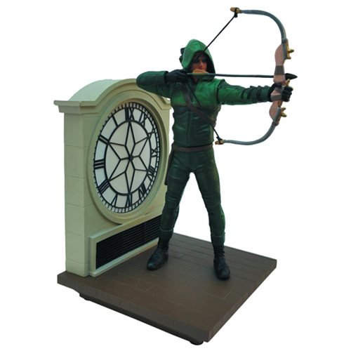 Arrow TV Series Season 1 Bookend Statue - Official Icon Heroes :: Mental XS Online