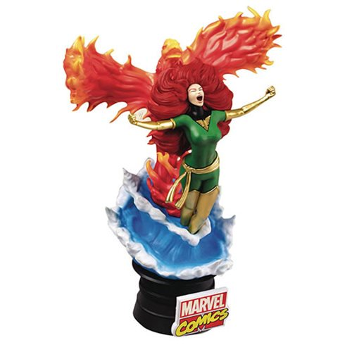 Marvel Comics X-Men Phoenix D-Stage Series 6