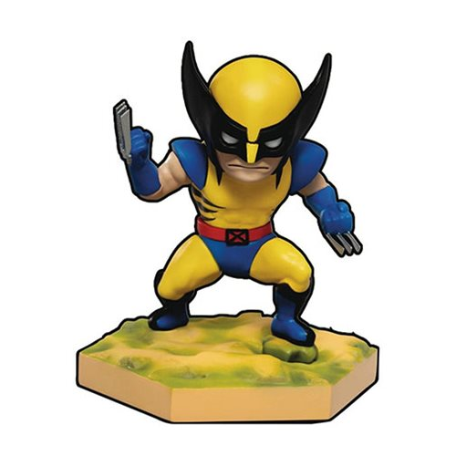 Marvel Comics X-Men Wolverine MEA-009 Figure - Previews Exclusive - Official Beast Kingdom :: Mental XS Online