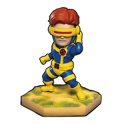 Marvel Comics X-Men Cyclops MEA-009 Figure - Previews Exclusive - Official Beast Kingdom :: Mental XS Online