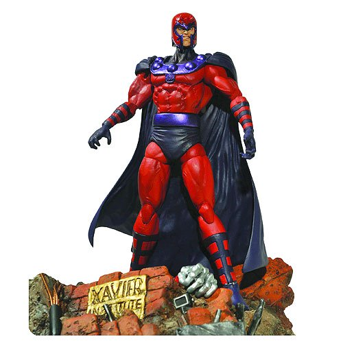 Marvel Comics X-Men Marvel Select Magneto 7