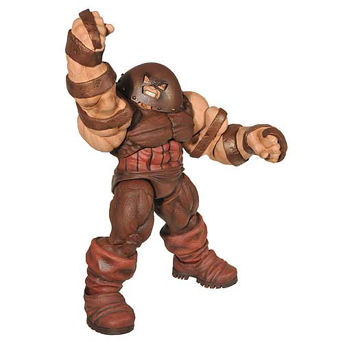 Marvel Comics - Marvel Select Juggernaut Action Figure - Official Diamond Select :: Mental XS Online