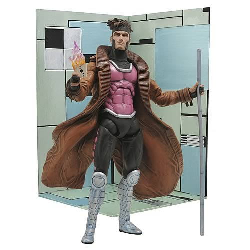 Marvel Comics X-Men Gambit Marvel Select 7½