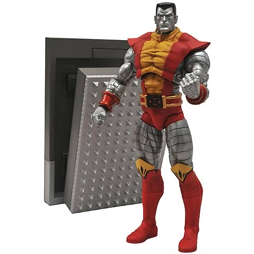 Marvel Comics X-Men Select Colossus 8