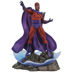 "Marvel Comics X-Men Marvel Premier Collection Magneto 16"" Statue by Joe Allard - Official Diamond Select Limited Edition 3000 :: Mental XS Online"
