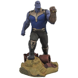 "Marvel Comics Gallery Avengers: Infinity War Thanos 9"" PVC Statue - Official Diamond Select :: Mental XS Online"