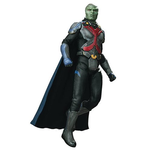 DC Comics Supergirl 2015 TV Series - Martian Manhunter 1:8 Scale Figure - Official Star Ace :: Mental XS Online