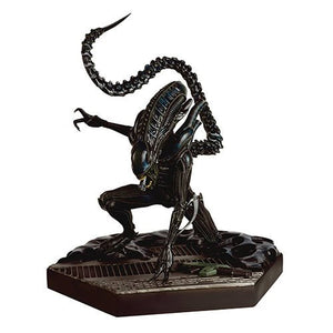"Alien and Predator Mega Xenomorph Warrior Special Statue with Collector Magazine #9 11"" - Eaglemoss Publications Limited Edition 1,000 Pieces :: Mental XS Online"