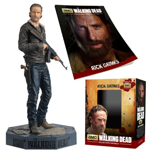 The Walking Dead Rick Grimes Season 5 Figure #18 - Official Eaglemoss Publications :: Mental XS Online