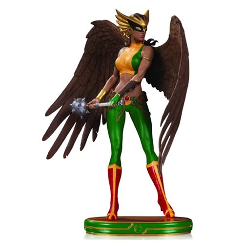 DC Comics - Cover Girls Hawkgirl Statue by Stanley