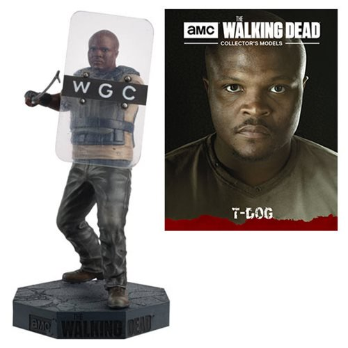 The Walking Dead T-Dog Figure with Collector Magazine #23 - Official Eaglemoss Publications :: Mental XS Online