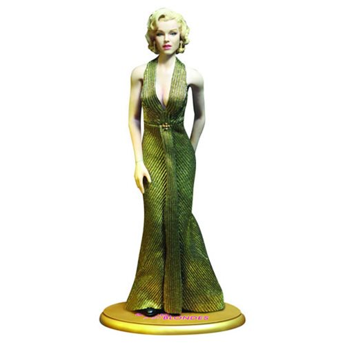 Marilyn Monroe Gold Dress 1:6 Scale Action Figure - Official Star Ace :: Mental XS Online