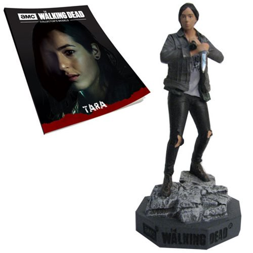 The Walking Dead Tara Figure with Collector Magazine #25 - Official Eaglemoss Publications :: Mental XS Online