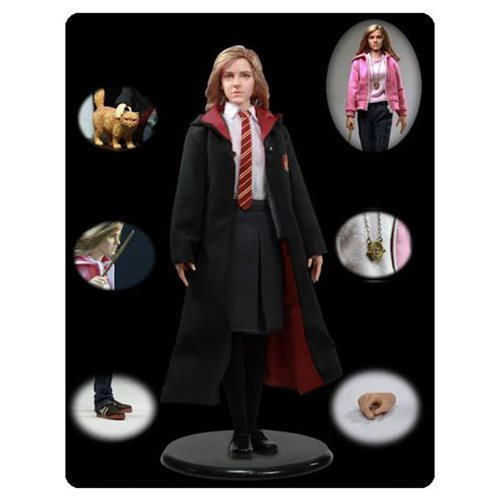 Harry Potter 3: The Prisoner of Azkaban Hermione Granger Action Figure - Official Star Ace :: Mental XS Online