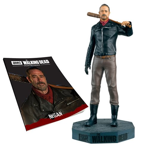 The Walking Dead Negan Figure with Collector Magazine #26 - Official Eaglemoss Publications :: Mental XS Online