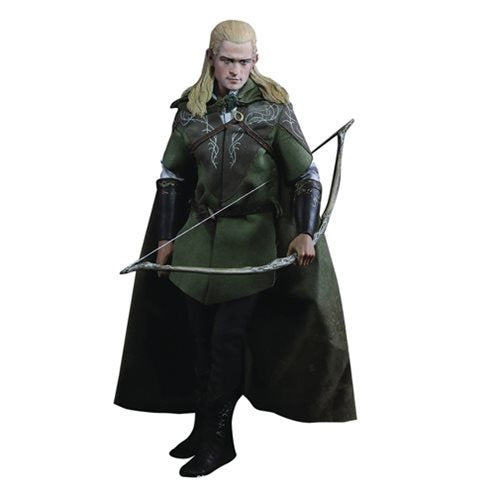 Lord of the Rings Legolas 1:6 Scale Action Figure - Official Asmus Toys :: Mental XS Online
