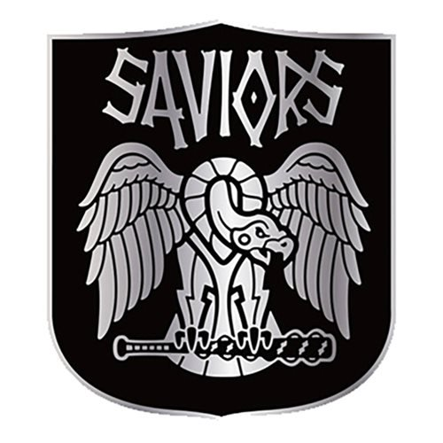 The Walking Dead Saviors Faction Pin - Official Image Comics :: Mental XS Online