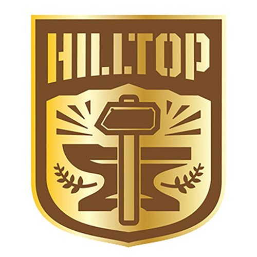 The Walking Dead Hilltop Faction Pin - Official Image Comics :: Mental XS Online
